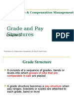 Grade & Pay Structures