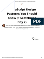 4 JavaScript Design Patterns You Should Know (+ Scotchmas Day 2) _ Scotch