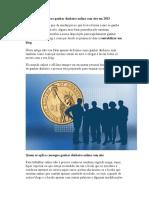 O Que Aprendi Sobre Ganhar Dinheiro Online Com Site Em 2015