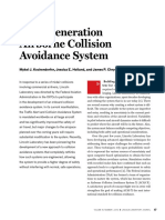 Ieeepro Techno Solutions - Ieee 2014 Embedded Project Next-generation Airborne Collision Avoidance System