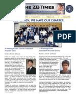 ZBT Alumni Newsletter