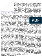 Mcguane Family Claim Co Clare 1936