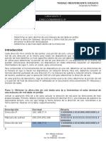 Laboratorio 3 Direccionamiento IP