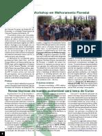 Informativo IPEF Notícias - Melhoramento florestal e manejo sustentável