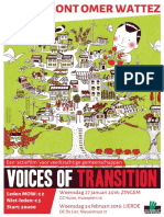 Flyer Voices of Transition