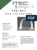 Arco Iris Con LEDs - 105641bm