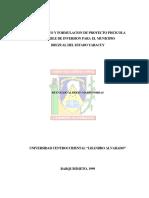 proyecto piscicola