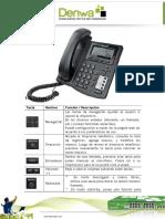 Manual Telefono
