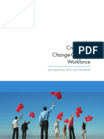 15. Creating a Change Capable Workforce