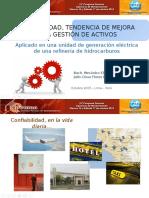 19.- Ing.  Julio Flores - Confiabilidad de Tendencia de Mejora.pptx