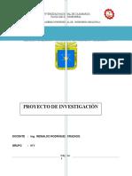 INFORME Geo EstructuraL Zona Ronquillo