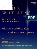 True Witness Christmas 2015