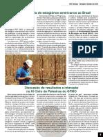 Informativo - IPEF Notícias - Estagiários americanos no Brasil