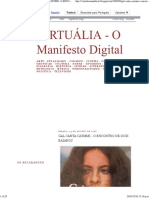 Virtuália - o Manifesto Digital_ Gal Canta Caymmi - o Encontro de Dois Baianos
