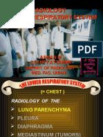 Sistem Respirasi Dan Parenkim