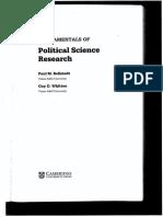 Kellstedt Statistics Chapter 7