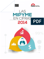 Mipyme en Cifras 2014