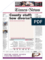 Erie Times-News front page Jan. 23, 2016