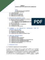 Tema 2 Certificacion