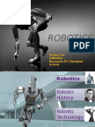 roboticsprojectppt-130116183708-phpapp02