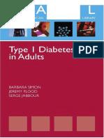 Diabetes Ebook:Type 1 Diabetes in Adults