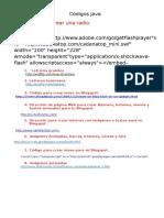 Codigos Javascript Para Tu Blogspot