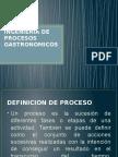 Ingenieria de Procesos Gastronomicos