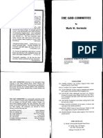 God Committee - Script