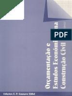 Orcamentacao e Estudos Economicos Na Construcao Civil