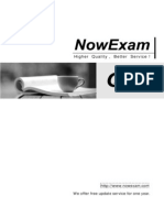NowExam! 3M0-701 exam