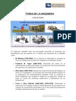 Historia de La Ingeneria Industrial