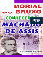 Memorial Do Bruxo - Conhecendo Machado de Assis - Martino, Jose Antonio
