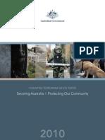 Counter-terrorism White Paper