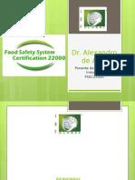 Inducción al FSSC 22000
