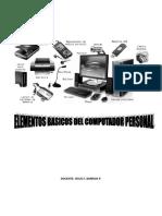 Elementos basicos del computador