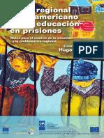 Mapa Regional Latinoamericano Sobre Educacion en Prisones