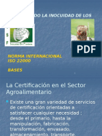 ISO 22000 Bases