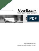 NowExam! 3M0-250 exam
