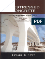 Prestressed Concrete - Edward Nawy