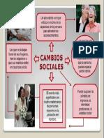 Cambios Sociales a Mayor