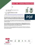 System1200 Release Notes v1_35_en
