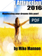 Law of Attraction 2016