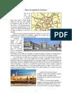 Paris–La Capitale de La France