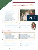 CA58 - Funções Sintáticas No Grupo Verbal