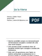 Coruptia La Atena