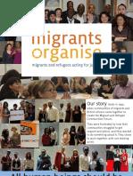 Migrants Organise - Membership Pack