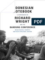 Indonesian Notebook edited by Brian Russell Roberts and Keith Foulcher