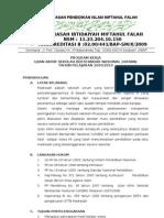 Program Ujian Nasional 0910 1