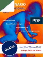 Diccionario Bio-Emocional 2016
