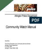 community-watch-manual